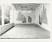 view Paintings for Temple of Religion (installed at New York World's Fair, 1939) [painting] / (photographed by Walter J. Russell) digital asset number 1