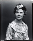 view Betsy Flagg Melcher [photograph] / (photographed by Peter A. Juley & Son) digital asset number 1