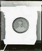 view Portrait of Child from Gregg family? [painting] / (photographed by Peter A. Juley & Son) digital asset number 1