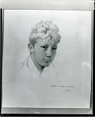 view Portrait of a Child, from the Brown Family [painting] / (photographed by Peter A. Juley & Son) digital asset number 1