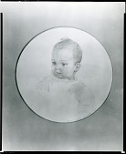 view Portrait of a Baby [painting] / (photographed by Peter A. Juley & Son) digital asset number 1