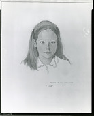 view Portrait of a Child from the Brown family [painting] / (photographed by Peter A. Juley & Son) digital asset number 1