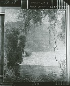 view Morning on the River [painting] / (photographed by Peter A. Juley & Son) digital asset number 1