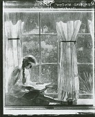 view Orchard Window [painting] / (photographed by Peter A. Juley & Son) digital asset number 1