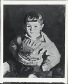 view Wee Michael [painting] / (photographed by Peter A. Juley & Son) digital asset number 1