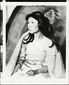 view Indian Girl of Santa Clara [painting] / (photographed by Peter A. Juley & Son) digital asset number 1