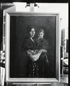 view Gypsy with a Boy [painting] / (photographed by Peter A. Juley & Son) digital asset number 1
