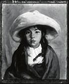view Little Girl [painting] / (photographed by Peter A. Juley & Son) digital asset number 1
