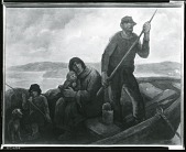 view Fisherman and Family [painting] / (photographed by Peter A. Juley & Son) digital asset number 1