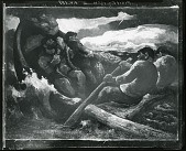 view Fishermen of Arin [painting] / (photographed by Peter A. Juley & Son) digital asset number 1