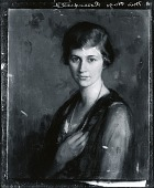 view Mrs. Hugo Rosenfield [painting] / (photographed by Peter A. Juley & Son) digital asset number 1