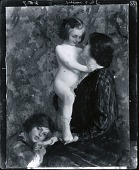 view The Family [painting] / (photographed by Peter A. Juley & Son) digital asset number 1