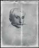 view Portrait of John Gellatly [drawing] / (photographed by Peter A. Juley & Son) digital asset number 1