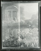 view Ladies by a Gazebo [painting] / (photographed by Peter A. Juley & Son) digital asset number 1