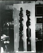 view The Lindberg and Hauptmann Trial [sculpture] / (photographed by Peter A. Juley & Son) digital asset number 1