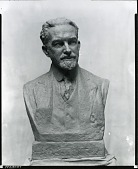 view Henry L. Doherty [sculpture] / (photographed by Peter A. Juley & Son) digital asset number 1
