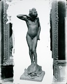 view Young Nymph [sculpture] / (photographed by Peter A. Juley & Son) digital asset number 1