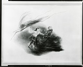 view Skaters [drawing] / (photographed by Peter A. Juley & Son) digital asset number 1