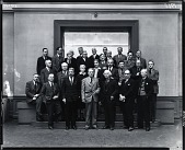 view National Academy of Design 114th Annual Exhibition Jury [photograph] / (photographed by Peter A. Juley & Son) digital asset number 1