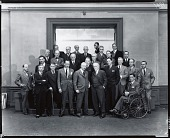 view National Academy of Design 115th Annual Exhibition Jury [photograph] / (photographed by Peter A. Juley & Son) digital asset number 1