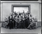 view National Academy of Design 115th Annual Exhibition Jury [photograph] / (photographed by Peter A. Juley & Son digital asset number 1