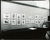 view Gallery installation view of John Taylor Arms exhibition at Kennedy [photograph] / (photographed by Peter A. Juley & Son) digital asset number 1