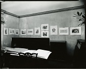 view Gallery installation view of John Taylor Arms exhibition [photograph] / (photographed by Peter A. Juley & Son) digital asset number 1