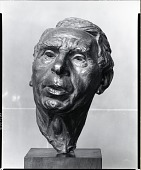 view Louis Kronberg [sculpture] / (photographed by Peter A. Juley & Son) digital asset number 1