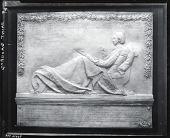 view Robert Louis Stevenson [sculpture] / (photographed by De Witt Ward) digital asset number 1
