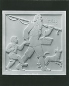view Rip Van Winkle [sculpture] / (photographed by Peter A. Juley & Son) digital asset number 1
