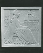 view Evangeline [sculpture] / (photographed by Peter A. Juley & Son) digital asset number 1