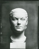 view Portrait of a Woman [sculpture] / (photographed by Peter A. Juley & Son) digital asset number 1