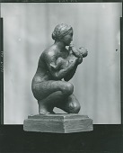 view Study for Woman and Baby [sculpture] / (photographed by Peter A. Juley & Son) digital asset number 1
