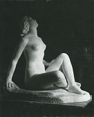 view Seated Figure [sculpture] / (photographed by Peter A. Juley & Son) digital asset number 1