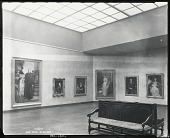 "view Installation view of ""Retrospective Exhibition of Important Works of John Singer Sargent,"" Grand Central Art Galleries, New York [photograph] / (photographed by Peter A. Juley & Son) digital asset number 1"