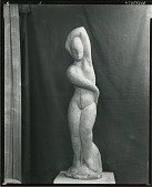 view Dancer [sculpture] / (photographed by Peter A. Juley & Son) digital asset number 1