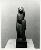 view Female Figure [sculpture] / (photographed by Peter A. Juley & Son) digital asset number 1