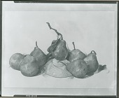 view Green Pears [painting] / (photographed by Peter A. Juley & Son) digital asset number 1