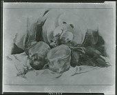 view Carrot and Apples [painting] / (photographed by Peter A. Juley & Son) digital asset number 1