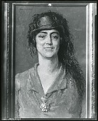 view Mrs. John W. Garrett [painting] / (photographed by Peter A. Juley & Son) digital asset number 1