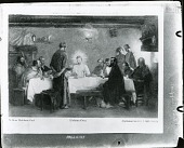 view The Last Supper (Lamplight) [painting] / (photographed by Peter A. Juley & Son) digital asset number 1