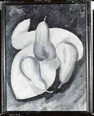 view Three Pears [painting] / (photographed by Peter A. Juley & Son) digital asset number 1