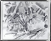 view House [drawing] / (photographed by Peter A. Juley & Son) digital asset number 1