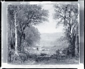 view Noon Near the Lake [painting] / (photographed by Peter A. Juley & Son) digital asset number 1