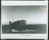 view Evening at Paestum [painting] / (photographed by Peter A. Juley & Son) digital asset number 1