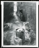 view Furtive Life [drawing] / (photographed by Peter A. Juley & Son) digital asset number 1