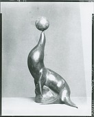 view Seal with Ball [sculpture] / (photographed by Peter A. Juley & Son) digital asset number 1