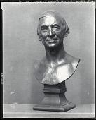 view Ralph Waldo Emerson [sculpture] / (photographed by De Witt Ward) digital asset number 1