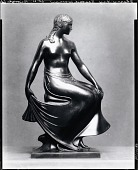 view Seated Woman [sculpture] / (photographed by Peter A. Juley & Son) digital asset number 1