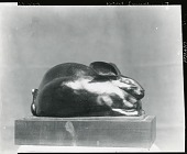 view Rabbit [sculpture] / (photographed by Peter A. Juley & Son) digital asset number 1
